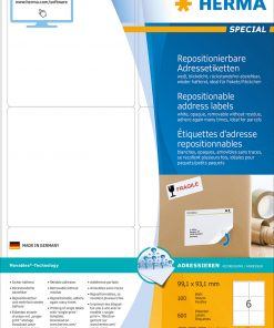 HERMA 10317 ADDR LABEL MOVABLE
