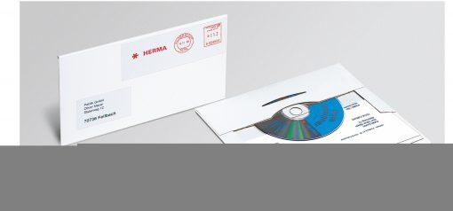 HERMA 2002 CD-POSTPACK ENVELOP