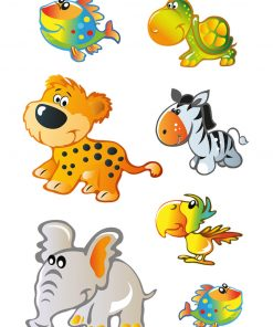 HERMA 15043 DECOR animals kids