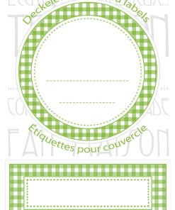 HERMA 15049 HOME KITCHENLABELS