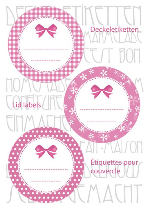 HERMA 15051 HOME KITCHENLABELS