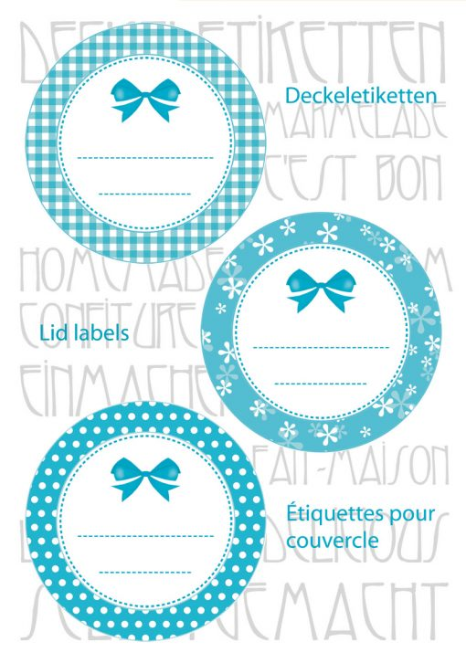 HERMA 15055 HOME KITCHENLABELS