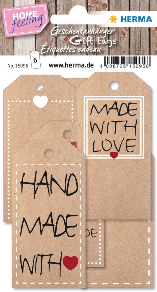 HERMA 15095 HOME GIFT TAGS
