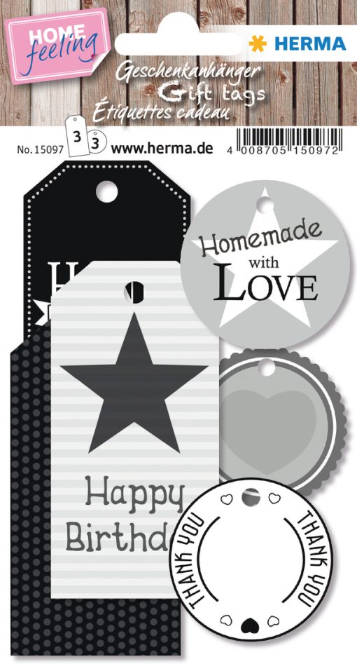 HERMA 15097 HOME GIFT TAGS