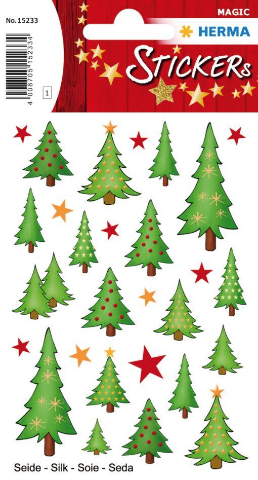 HERMA 15233 MAGIC PINE TREES