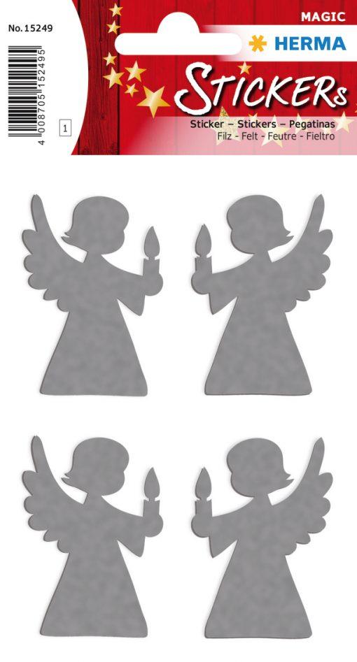 HERMA 15249 MAGIC ANGEL FELT