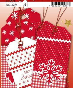 HERMA 15274 GIFT TAGS CHRISTMA