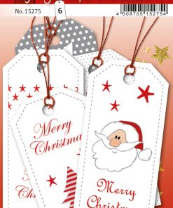 HERMA 15275 GIFT TAGS CHRISTMA
