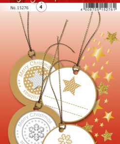 HERMA 15276 GIFT TAGS CHRISTMA