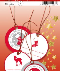 HERMA 15277 GIFT TAGS CHRISTMA