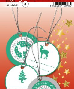 HERMA 15278 GIFT TAGS CHRISTMA