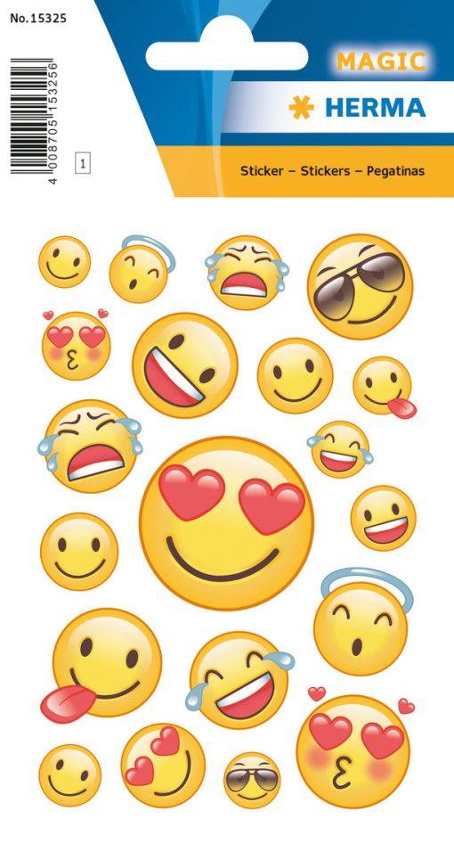 HERMA 15325 MAGIC HAPPY SMILE