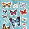 HERMA 15400 MAGIC BUTTERFLIES