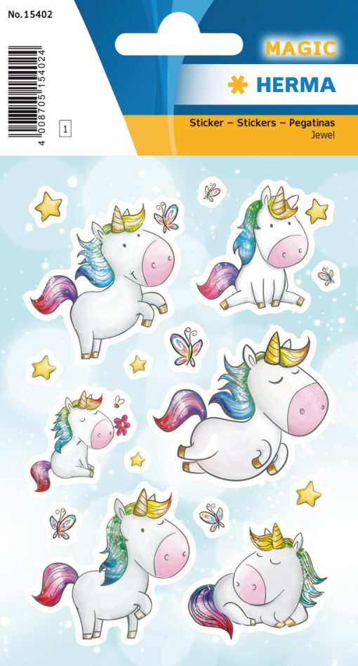 HERMA 15402 MAGIC UNICORN STAR