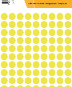 HERMA 1834 COLOUR DOTS VARIO