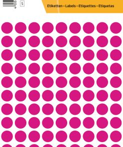 HERMA 1836 COLOUR DOTS VARIO