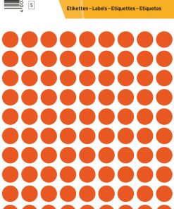 HERMA 1842 COLOUR DOTS VARIO