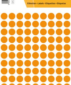 HERMA 1844 COLOUR DOTS VARIO