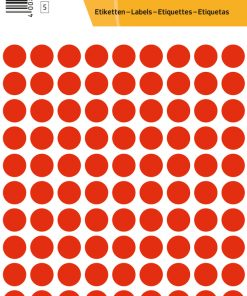 HERMA 1846 COLOUR DOTS VARIO