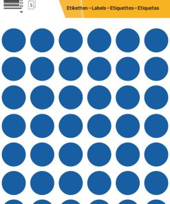 HERMA 1853 COLOUR DOTS VARIO