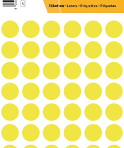 HERMA 1854 COLOUR DOTS VARIO
