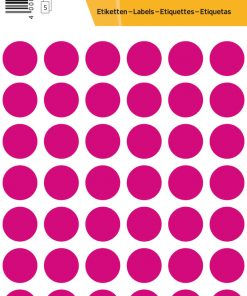 HERMA 1856 COLOUR DOTS VARIO