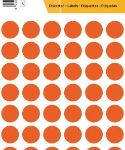HERMA 1862 COLOUR DOTS VARIO
