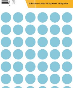 HERMA 1863 COLOUR DOTS VARIO