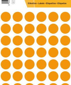 HERMA 1864 COLOUR DOTS VARIO
