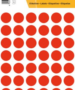 HERMA 1866 COLOUR DOTS VARIO