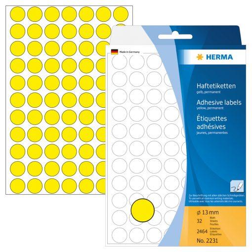 HERMA 2231 OFF PACK MULTIP LAB