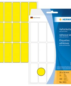 HERMA 2411 OFF PACK MULTIP LAB