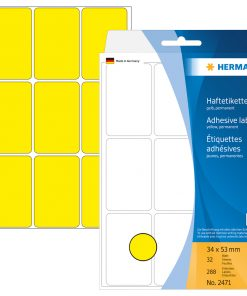 HERMA 2471 OFF PACK MULTIP LAB