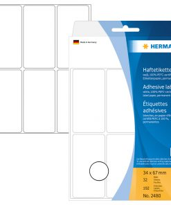 HERMA 2480 OFF PACK MULTIP LAB