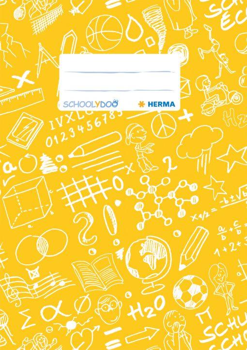 HERMA 19413 EXERC BOOK COVER