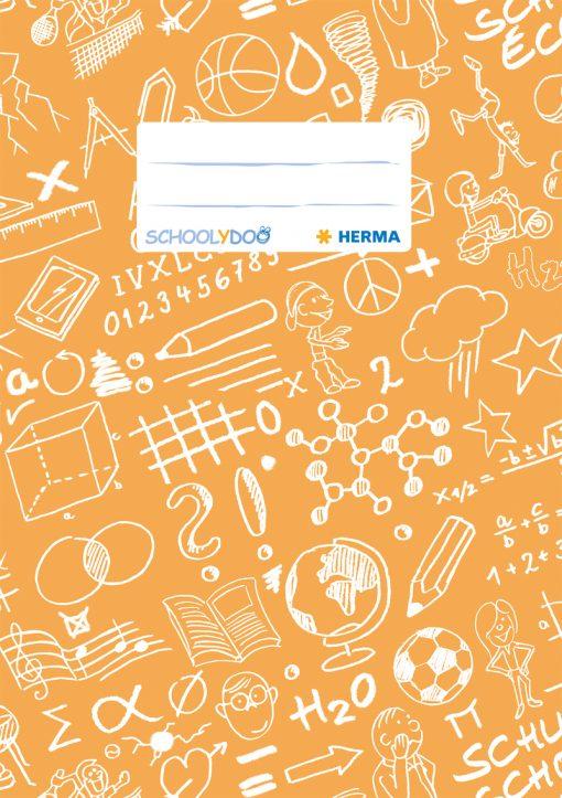 HERMA 19416 EXERC BOOK COVER