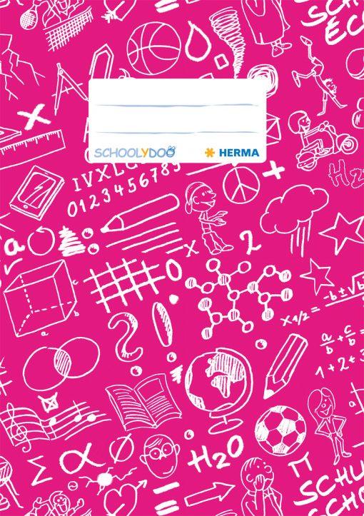 HERMA 19420 EXERC BOOK COVER