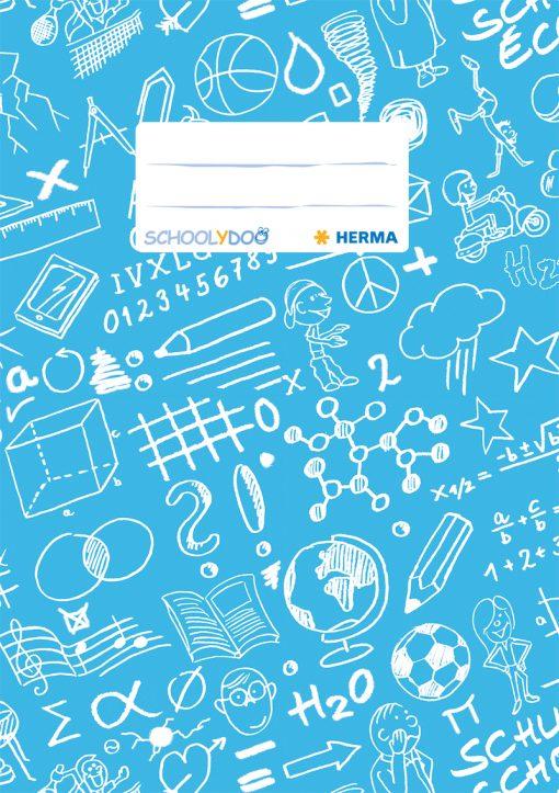 HERMA 19421 EXERC BOOK COVER