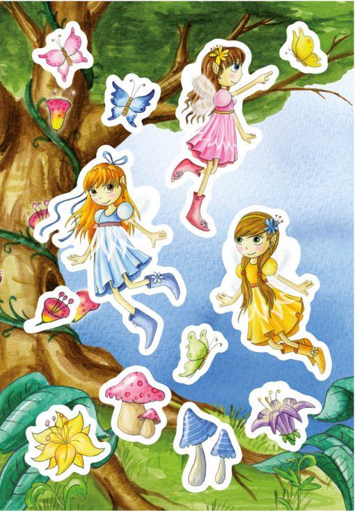 HERMA 3092 MAGIC ELFES