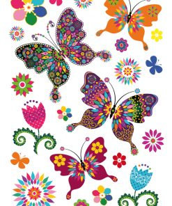 HERMA 3174 MAGIC butterfly di