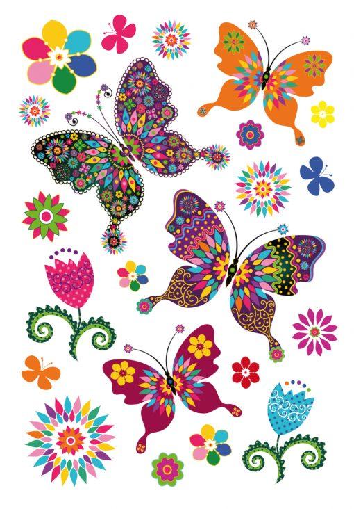 HERMA 3174 MAGIC butterfly di