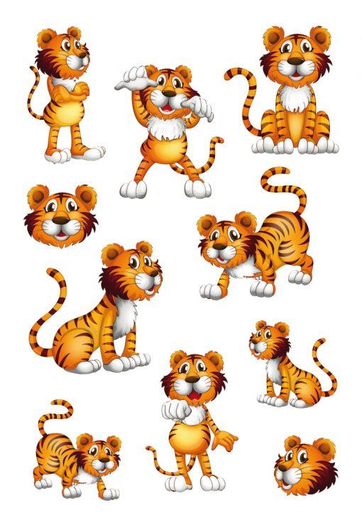 HERMA 3177 MAGIC tiger
