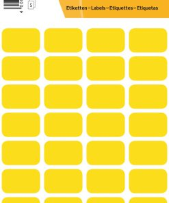 HERMA 3641 VARIO LABELS YELLOW