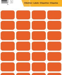 HERMA 3642 VARIO LABELS RED