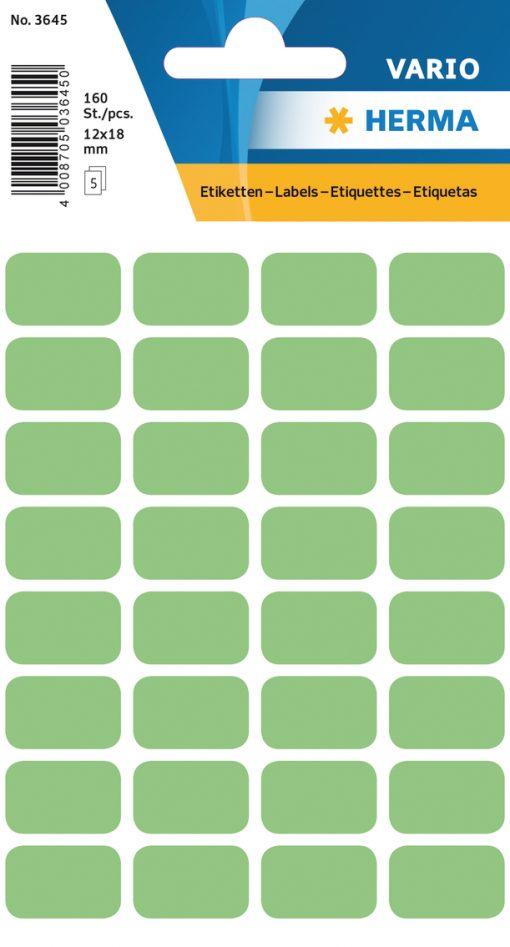 HERMA 3645 VARIO LABELS GREEN