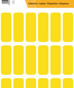 HERMA 3651 VARIO LABELS YELLOW