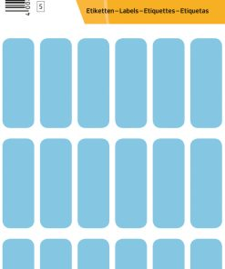 HERMA 3653 VARIO LABELS BLUE