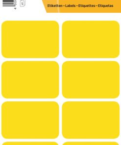 HERMA 3691 VARIO LABELS YELLOW