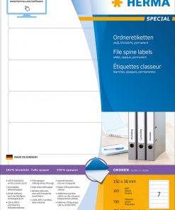HERMA 4283 FILE LABELS A40