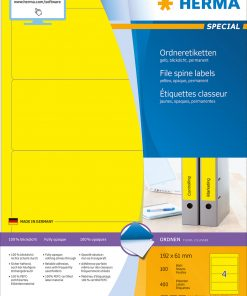 HERMA 4296 FILE LABELS A40